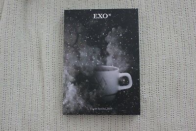 EXO Universe 2017 Winter Special Album Unsealed No Photocard ~US Seller~