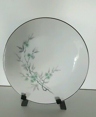LOT OF 2 Wentworth 8-1/4 SALAD PLATES ' LENORE ' Fine China Japan