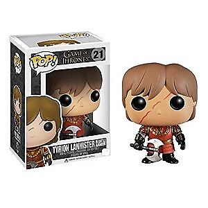 Funko Pop! GAME OF THRONES: Tyrion Lannister [In Battle Armor] #21