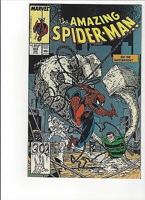 Amazing Spider-Man 303 - On The Waterfront !  * Vf *  Combine Shipping