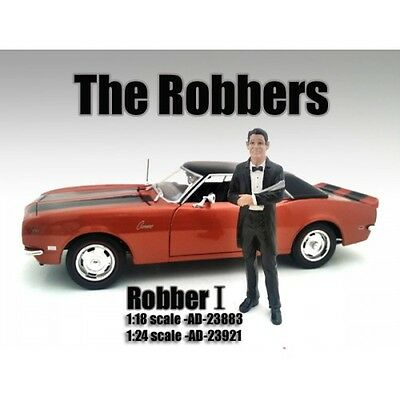 THE ROBBERS -Robber I only - 1/18 scale figure/figurine - AMERICAN DIORAMA