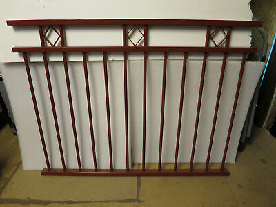 Garden Dog Outdoor Pool Fence Section Panel