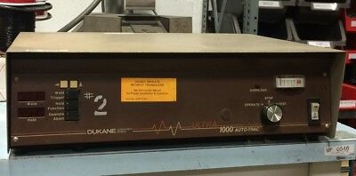 Dukane 1000 Auto-trac ultrasonic power supply model no. 20t1000