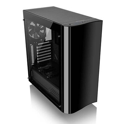 Thermaltake View 22 Tempered Glass Edition Mid Tower Case CA-1J3-00M1WN-00
