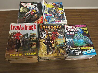 Trail & Track Magazine Complete Collection - 220 Issues