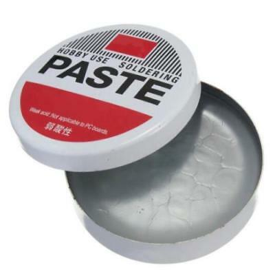 1pc 10g Silver Weak Acid Soldering Solder Paste Solder Flux Grease Paste BS-10