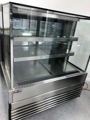 Koldtech 1200mm Square Refrigerated Display Cabinet. Cake display