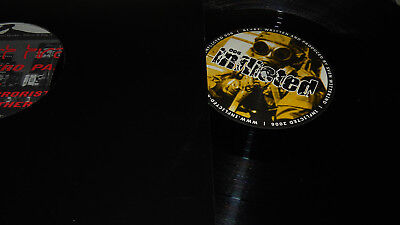Sven Wittekind - Ready To Fight - INFLICTED 006 - 2006 - Techno