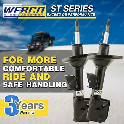 Front Webco Elite Strut Shock Absorbers BMW 5 Series E60 525i 530i 545i 550i