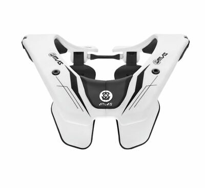 Atlas Youth Prodigy Neck Brace Ghost AY3-00-000