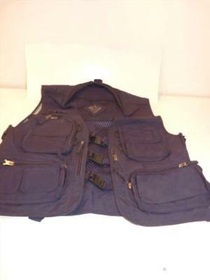 Fishing, Hunting, Shooting Outdoors, Photo Vest ,Large VC 0070