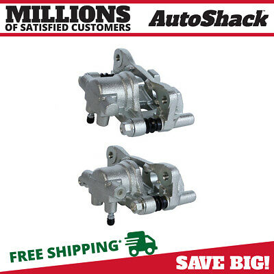 New Rear Left and Right Side Brake Caliper fits Chrysler Dodge Jeep Mitsubishi