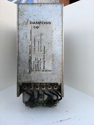 Inverter and choke Danfoss VLT 2800