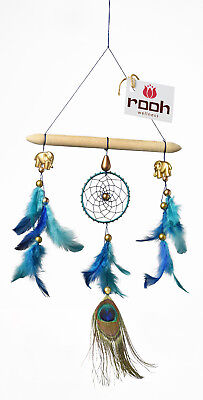 Rooh dream catcher  welcome home Handmade Hangings for Positivity