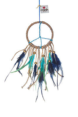 Rooh dream catcher Peace and Love Handmade Hangings for Positivity
