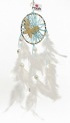 Rooh Dream Catcher   Vintage Butterfly  Handmade Hangings for Positivity