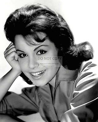 Actress Annette Funicello - 8X10 Publicity Photo (Ab-716)