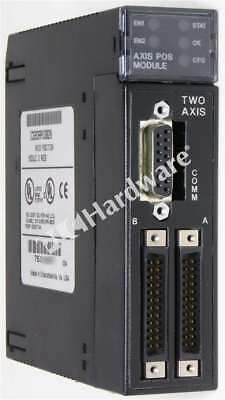 GE Fanuc IC693APU302N 90-30 Series Axis Position Module 2 Axes