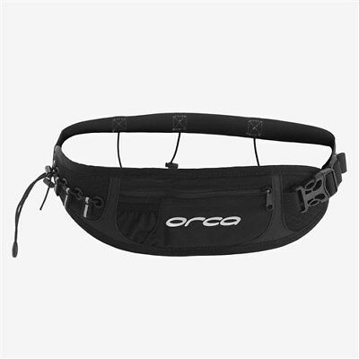 Orca Race Belt With Pocket One Size Black