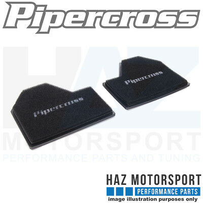 Pipercross Performance Panel Air Filter PP1652 (2 Filters Included)