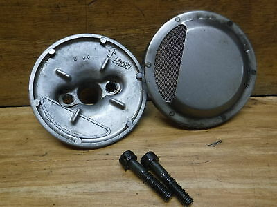 81-83 Yamaha Xj550 Xj 550 Maxim Engine Motor Oil Filter Screen Strainer