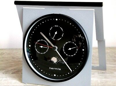 hermle Clock with moonphase day date month