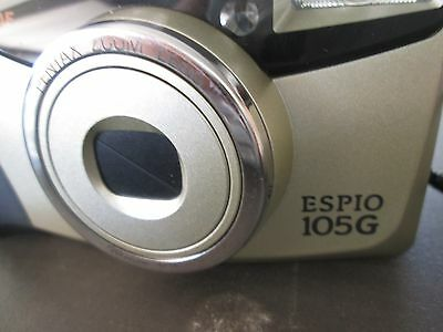 Pentax Espio 105G AF High Quality 35mm Film Camera VGC