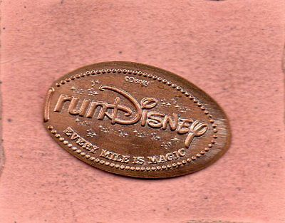 Disneys Every Mile Is Magic   Elongated Penny