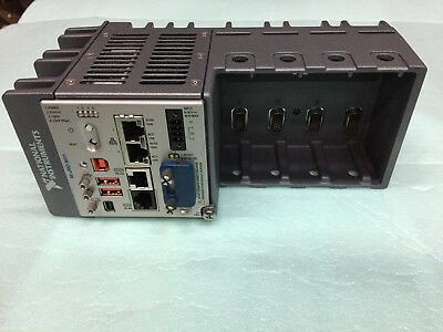 New National Instruments NI cRIO-9031 CompactRIO Controller 4-slot chassis FPGA