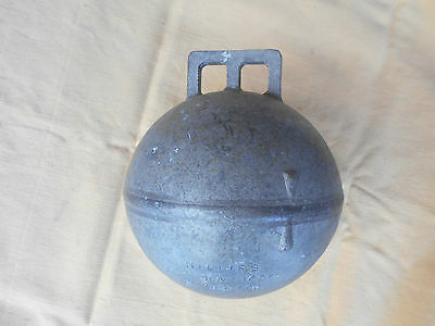 Phillips Deep Sea Model Trawl Float Buoy Fishing Marine Boat Grimsby England