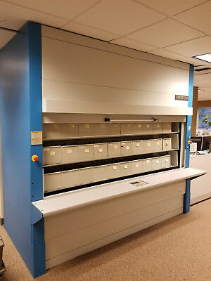 Kardex Remstar Office Vertical Carousel File System Lektriever SYS-120-1411-US