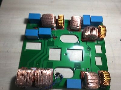NEWAVE SA (ABB PowerWave 8000) Inductor - filter board