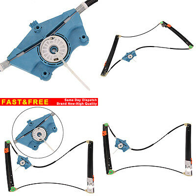 Electric Front Right Window Regulator Driver Side For Audi A4 S4 B6/B7 8E