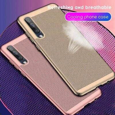 Shockproof Gloosy Back Hard Case Cove For Samsung Galaxy S7 S8  S9 Plus Note 9