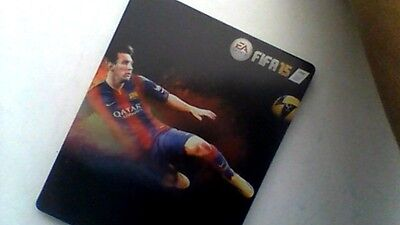 Fifa 15 Limited Edition Messi Steelbook