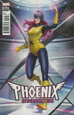 Phoenix Resurrection : The Return Of Jean Grey Issue 1 - In-Hyuk Lee Variant