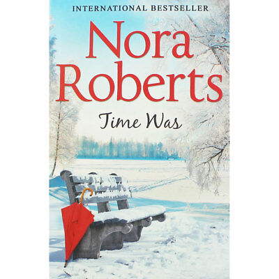 Time Was by Nora Roberts (Paperback), New Arrivals, Brand New