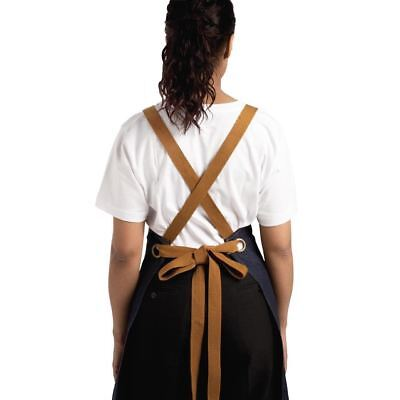 Whites Chefs Apparel X-Cross Back Apron 700 x 1000mm
