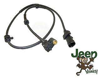 ABS sensor front left Wheel speed sensor Jeep Grand Cherokee WJ 99-04 56041317