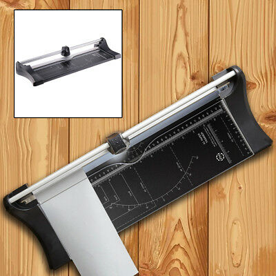 A3 Precision Paper Card Trimmer Guillotine Photo Cutter Arts Crafts Home Durable