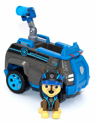 Paw Patrol Misson Paw Chases´s Mission Police Cruiser Fahrzeug Figur