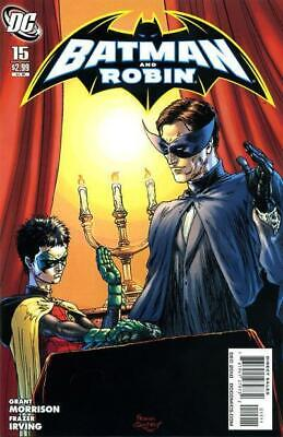 Batman and Robin #15 (Vol 1)