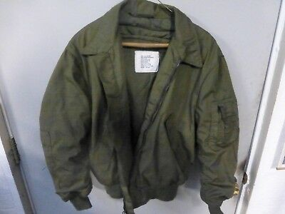 Us Army Aramid Combat Vehicle Crewman's Cold Weather Heat Resistant Jackets