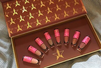 Jeffree Star Cosmetics Mini Velour Nude Liquid Lipstck - Individual or Set