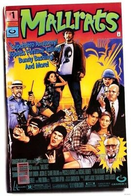 MALLRATS MOVIE POSTER 2 Sided ORIGINAL 27x40 KEVIN SMITH
