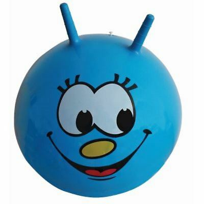 Kids Childrens Space Hopper Hop Bounce Jump Ball Fun Active Toy