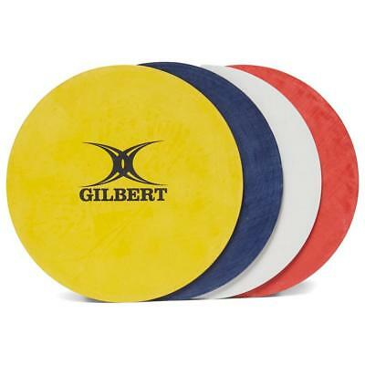 New Gilbert Rubber Disk Pack (16) Rugby Accessories Rugby Accessories Multi