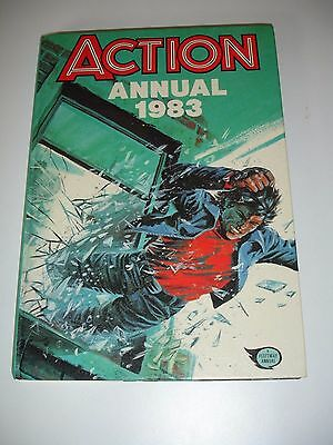 ACTION  Annual 1983