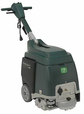 NOBLES Rotational Molded Walk Behind Carpet Extractor,5 gal,115V, 9004202-H