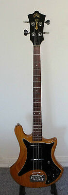 Guild electric bass